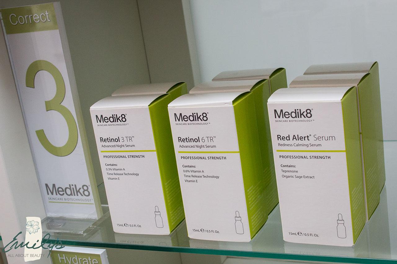 Emilys Beauty - προϊόντα Medik8
