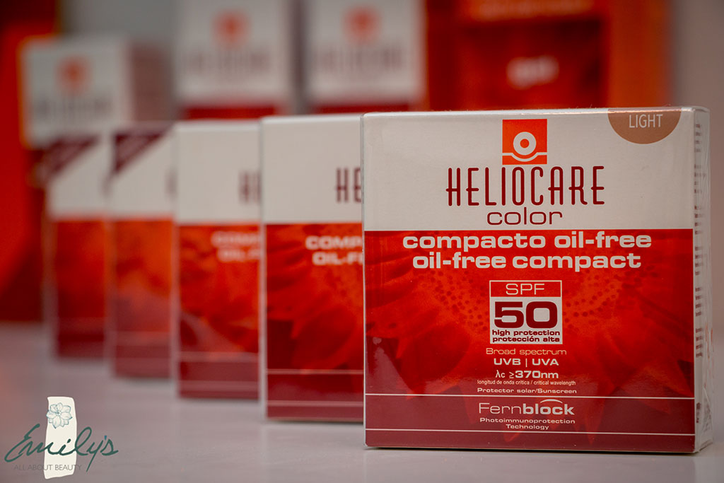 Emily's all about beauty - Heliocare color 2